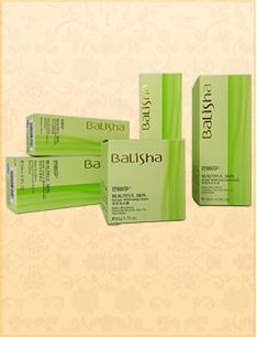 芭丽莎化妆品包装盒