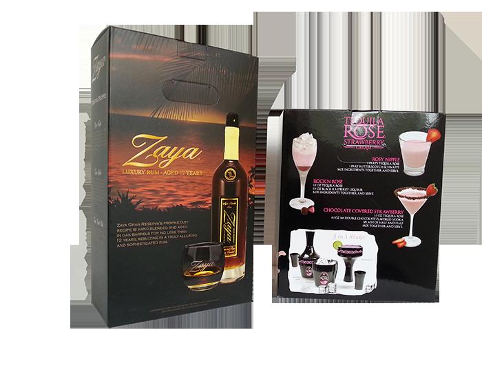 洋酒酒盒包装|酒盒包装|金田-纸盒包装综合服务商