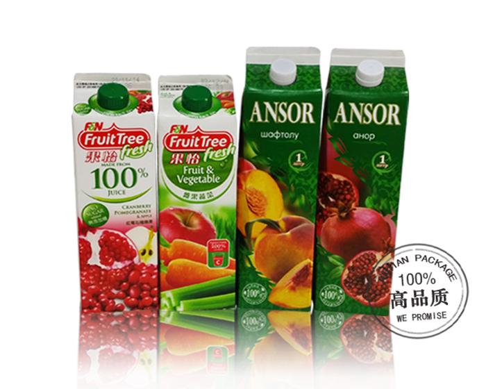 饮料果汁包装盒