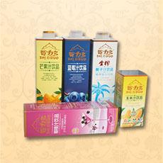 果汁饮料包装盒