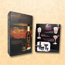 洋酒酒盒包装
